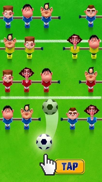 Jumpy Soccer Test