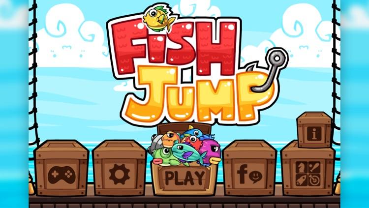 Fish Jump - Tap Tap Free Arcade Game screenshot-3