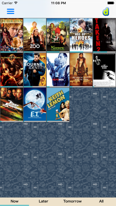 Freeview Films - a TV guide for free-to-air UK movies