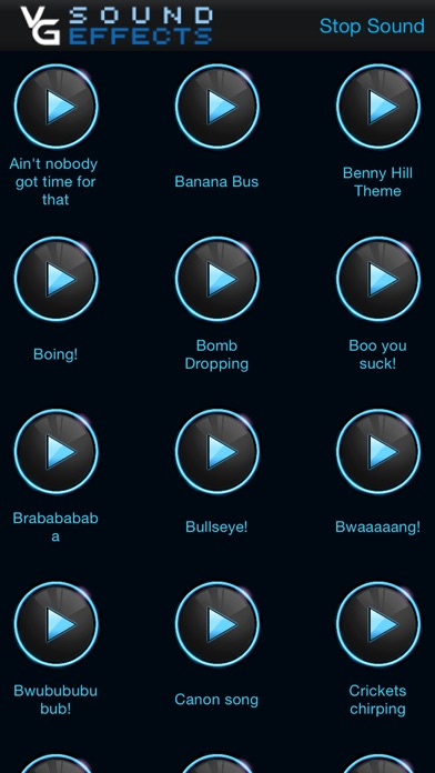 VGSounds - Sound Effects for VanossGaming screenshot one