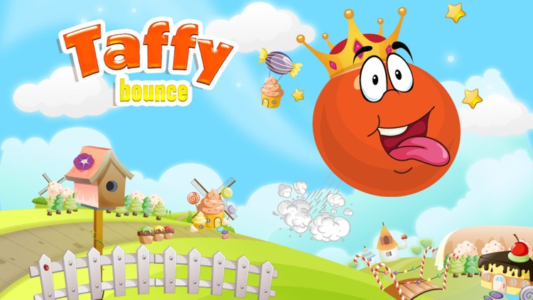Taffybounce! – Bounce on taffy in this addicting game!