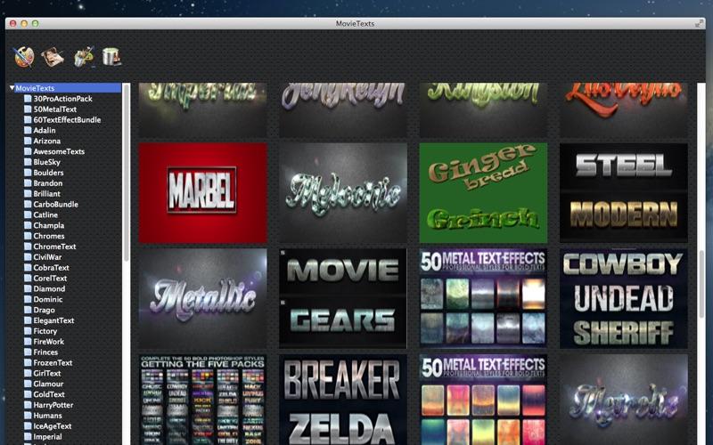 MovieTexts screenshot 1