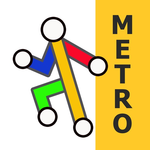 Tyne and Wear Metro - Map and route planner by Zuti