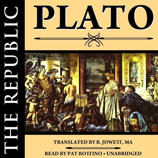 The Republic (by Plato) (UNABRIDGED AUDIOBOOK)