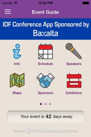 2015 IDF National Conference screenshot 3