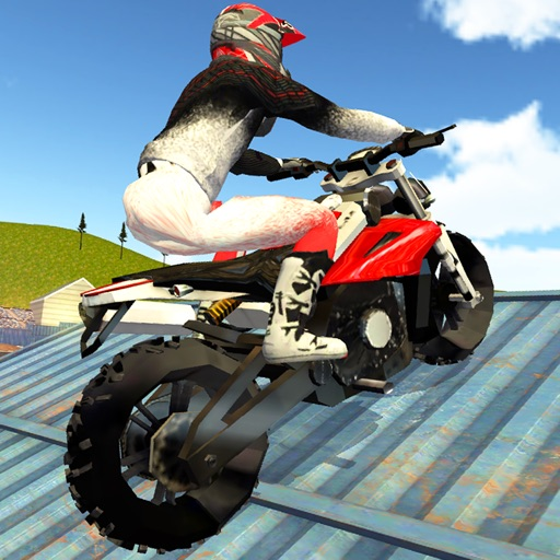 Bike Stunts Motocross Rally Free
