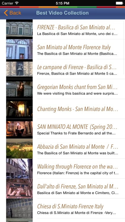 Florence Tour Guide: Best Offline Maps with Street View and Emergency Help Info screenshot-3