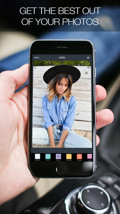 CamCam+ - Create Amazing Photos with Filters and Effects