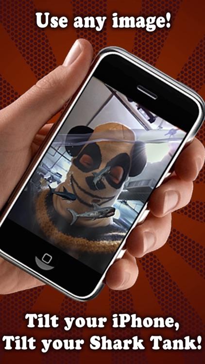 Shark Fingers! 3D Interactive Aquarium screenshot-3