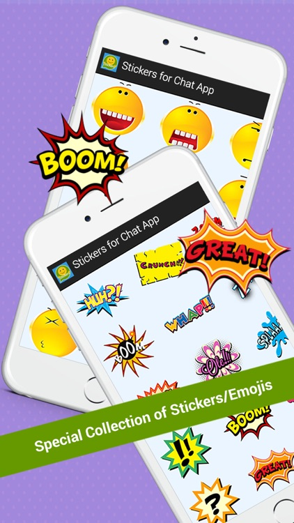 Free Stickers for Chat  App
