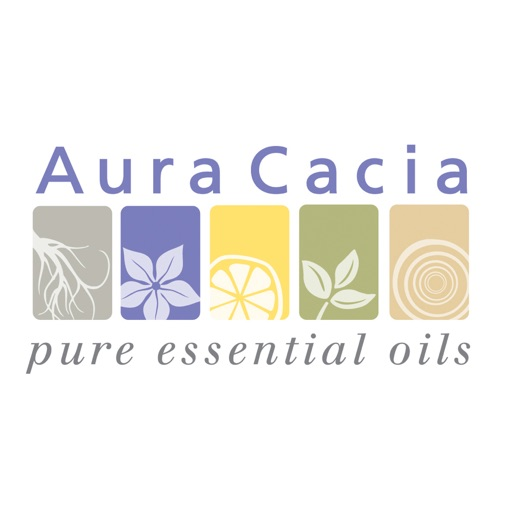 Aura Cacia Essential Oils icon