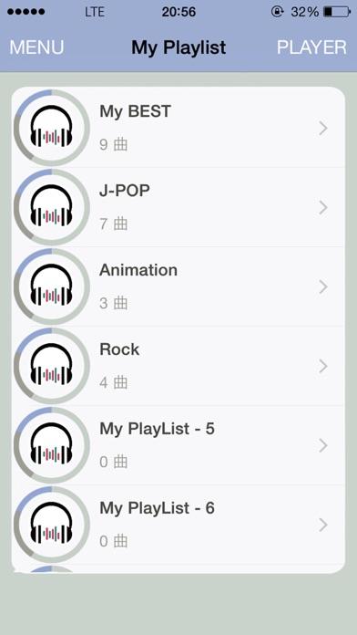 MusicBoxωΩ 2  -無料すごいMP3プレイヤー-のおすすめ画像3