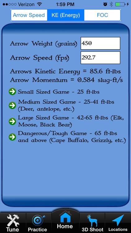 ArcheryPal screenshot-4