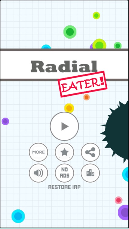 Radial Eater : the amazing multiplayer game