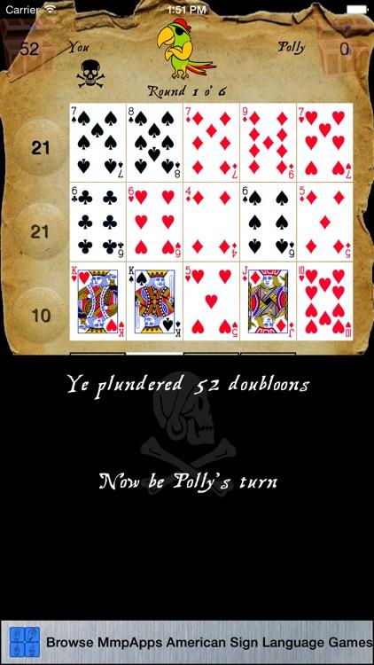 Pirate Cribbage screenshot-3