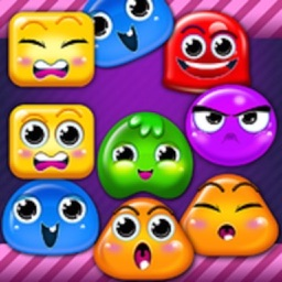 Gummy Blast - candy splash jam game