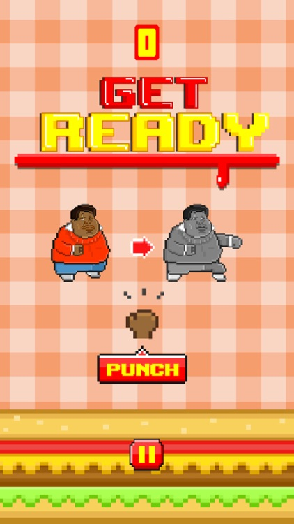 Fat People FREE GAME - Quick Old-School Retro Pixel Art Games