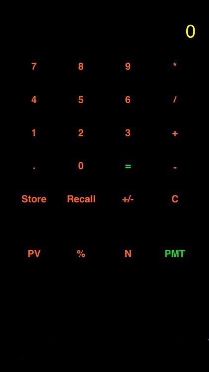 Loan Calculator =