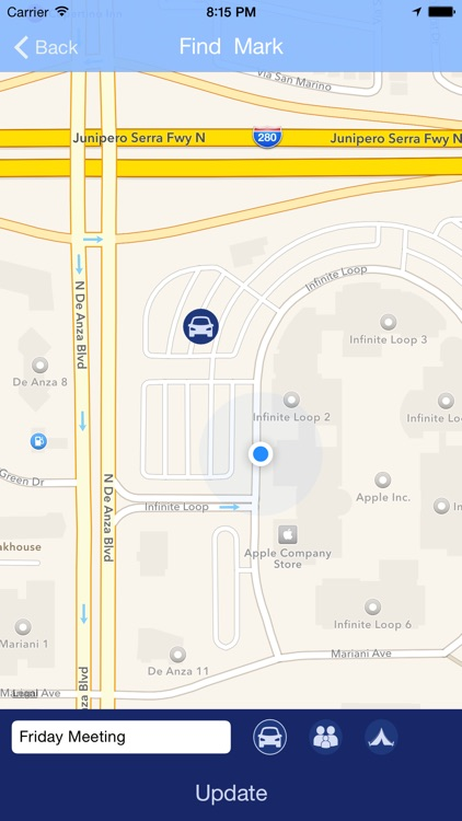 Locator Plus - Find Your Car or Mark a Spot screenshot-3