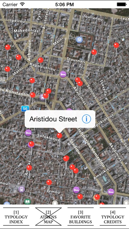 Athens Typology screenshot-1