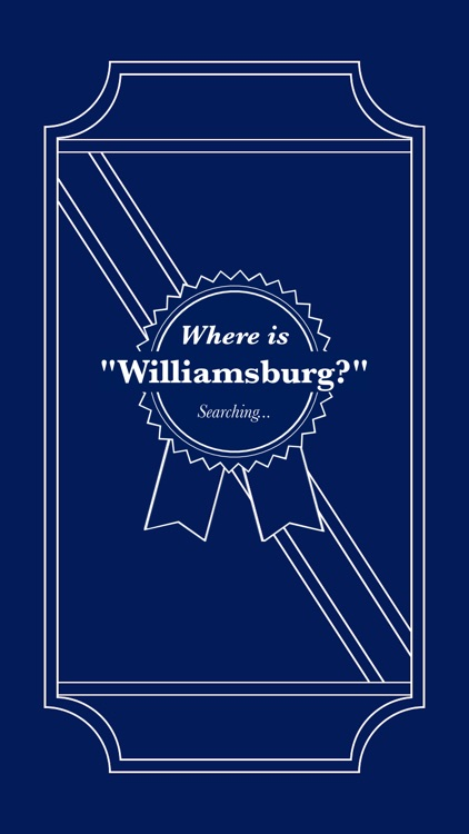 Where Is Williamsburg?