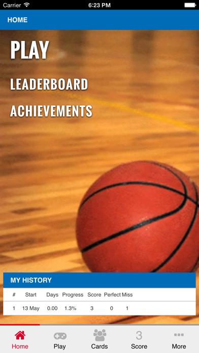 Hoops Who 14-15 Pro Basketball Trivia screenshot two