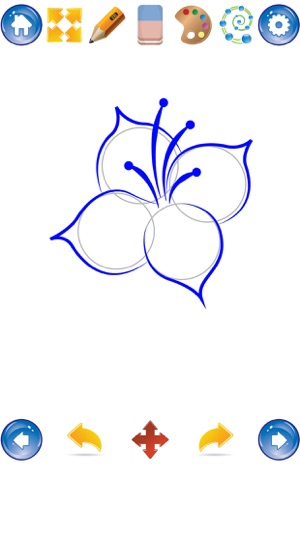 Draw Flowers On The App Store