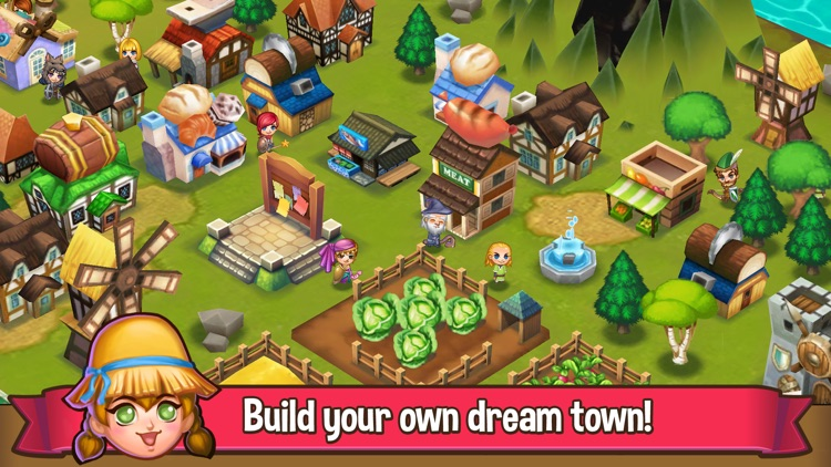 Adventure Town screenshot-1
