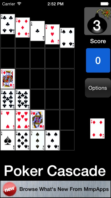 Best of Poker Solitaire screenshot-4