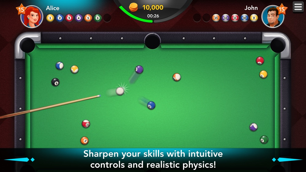 8 Ball Pool by Storm8 Cheat Codes