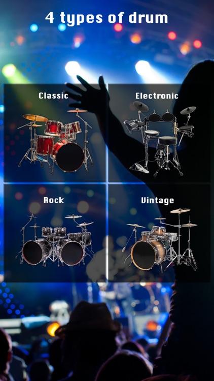 Exciting Drum Kit