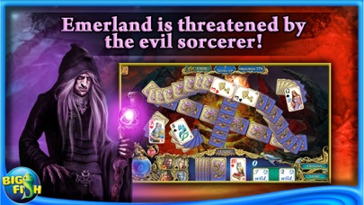The Chronicles of Emerland Solitaire - A Magical Card Game