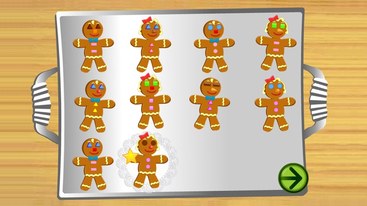 Starfall Gingerbread screenshot-4