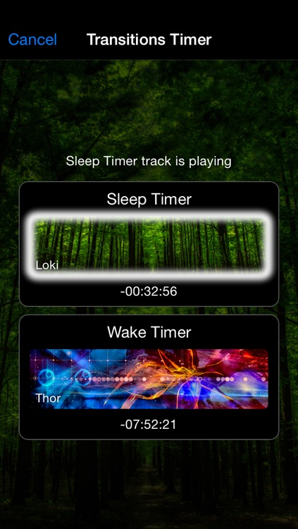 Thundergod - Naturespace Thunderstorm Lightning and Rain Storm Sounds to help you sleep meditate and relax screenshot-3