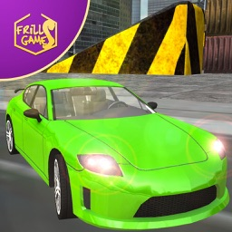 Xtreme GT Driver : Need for asphalt racing with a fast car driving simulator