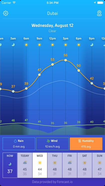 Sky Graph screenshot-3