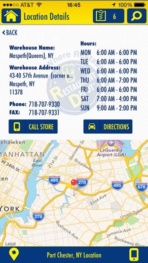 Restaurant Depot Shopping On The App Store