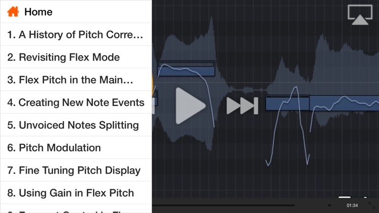 Course for Flexing Vocals: Time and Pitch