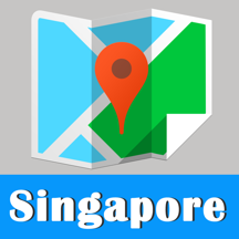 Singapore Map offline, BeetleTrip Singapore subway metro travel guide route planner 新加坡旅游指南地铁甲虫离线地图