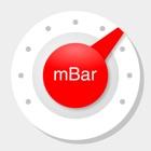 Barómetro Deluxe – Presión en el Mapa con Gráficos y Pronóstico icon