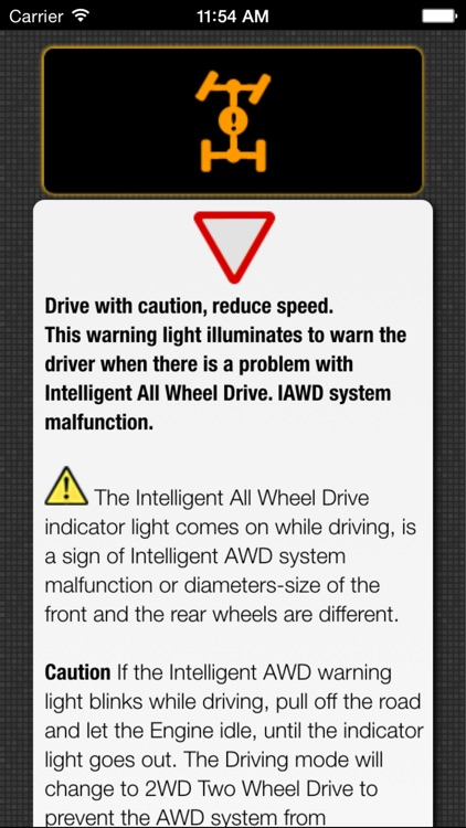 App for Toyota Cars - Toyota Warning Lights & Road Assistance - Car Locator screenshot-3