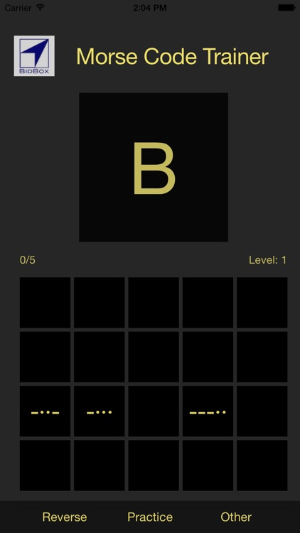 Morse Code Training screenshot-0