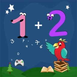 Basic Maths Practice ~ quiz & learn a tricks multiplication addition division fun for kids