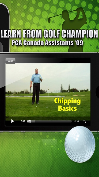Golf Swing Coach PRO - Tips to improve putting, drive, tee-off, time screenshot-3
