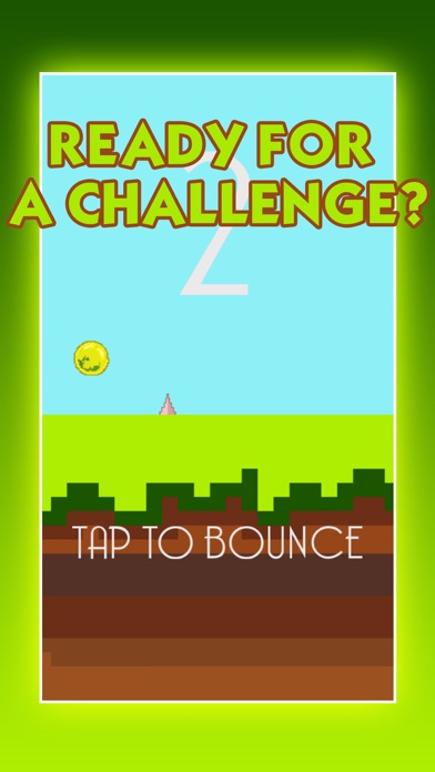 8-Bit Bouncy Slamball - Try harder noob! An infuriating