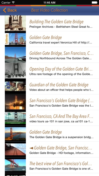 San Francisco Tour Guide: Best Offline Maps with StreetView and Emergency Help Info screenshot-4