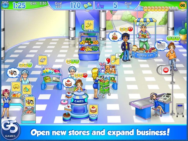 Supermarket Management HD screenshot-4