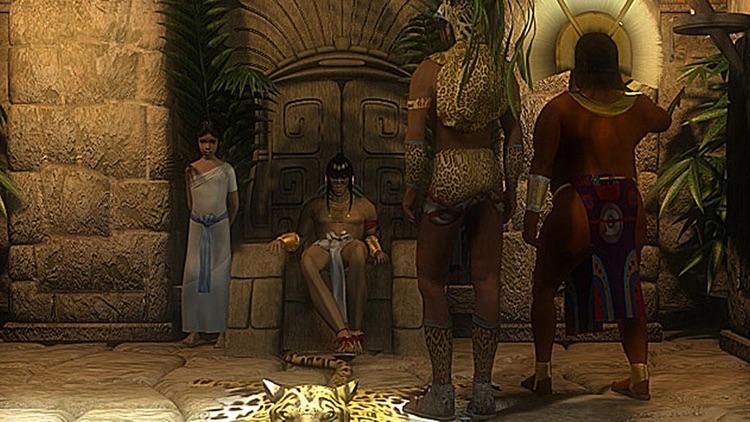 Atlantis 2: Beyond Atlantis (Universal)