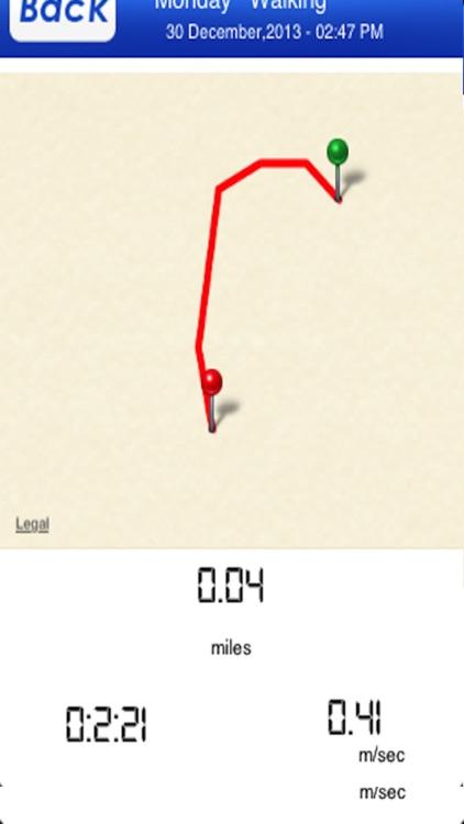 Track My Run GPS