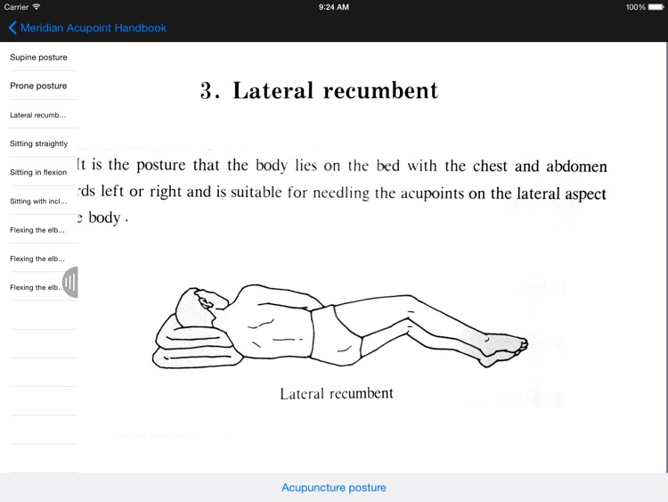 Meridian Acupoint Handbook HD screenshot-3